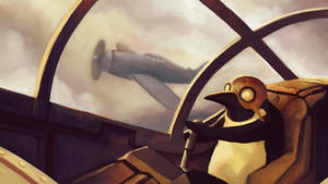 Warbirds by cmalidore