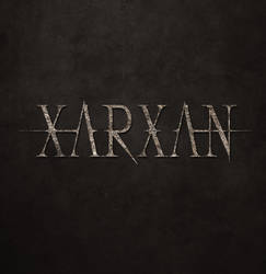 Xarxan - Name logo by Karelys-Luna