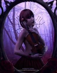 Lovelorn by Karelys-Luna