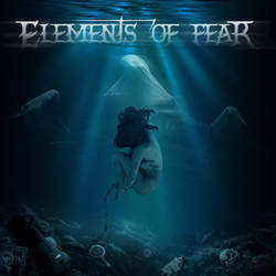 CD Cover - Elements of Fear by Karelys-Luna