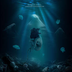 Submerged in Fear by Karelys-Luna