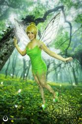 Tinkerbell by Karelys-Luna