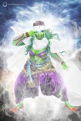 Lady Piccolo II by Karelys-Luna