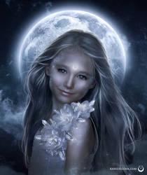 Moonchild by Karelys-Luna