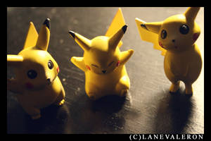 Pikachu by laney-chan