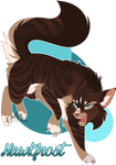 Hawkfrost - Warriors Cats (6/100) by Denicah