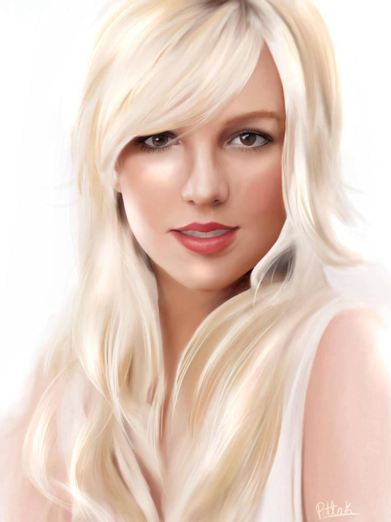 Britney Spear By Pittakk