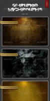 56 Grunge Backgrounds Bundle by gojol23