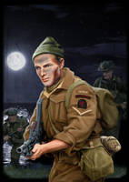 Commando Raid by anderpeich