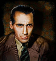 Christopher Lee by anderpeich