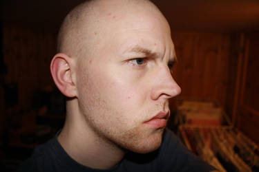Self portrait-stubbs by gulspade