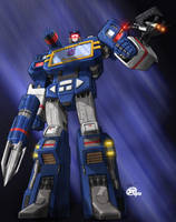 I am Soundwave... by fargnay