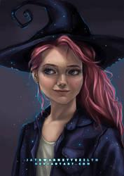 Candy Witch by Jatrwarnettezilth
