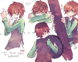 HTTYD - Hiccup by motott
