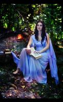 Arwen Undomiel - Lord Of The Rings by LicorneZsu
