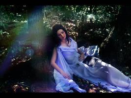 Arwen's dream by LicorneZsu
