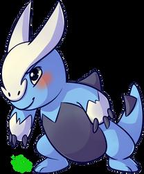 Aguade - [Pokemon Sage] by Riboo