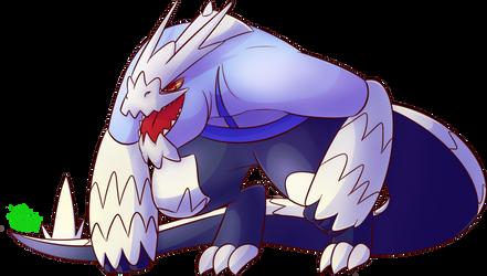 Aguanaut - [Pokemon Sage] by Riboo