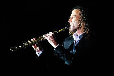 Kenny G live by xilvan