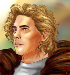 Cullen Rutherford (Ruthersnow) by Shizuru117