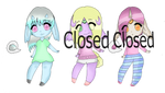Pikokoro guest adopts 1/3 55p Open by MrsPlay