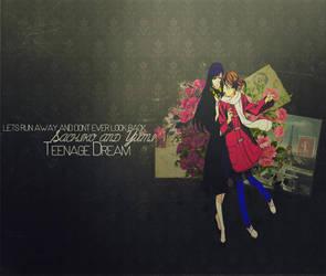 Let's run away by Sachiko-O