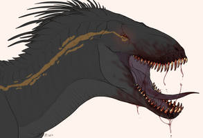 the deadliest carnivore by austroraptorcabazai