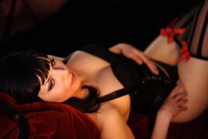 moulin rouge lady by gestiefeltekatze