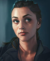 Raven: The 100 by OffbeatWorlds