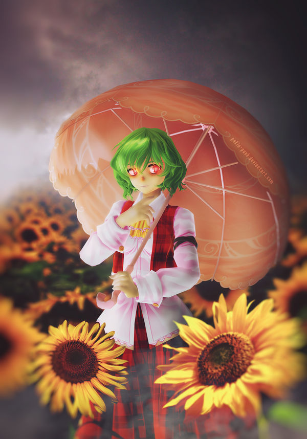 The Flower Master by Pokie-Punk