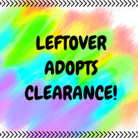 OPEN CLEARANCE ADOPTS! by Violeta-Adopts
