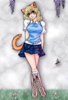 Lor's Third Profile by yeaka