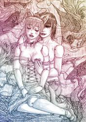 Doll Love by yeaka