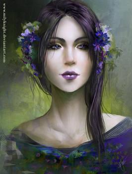 Viola by milyKnight