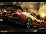 Lamborghini Murcielago by brianspilner