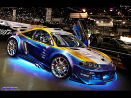 Mitsubishi Eclipse TuningShow by brianspilner