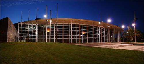 Maspalomas Conference Center by skywalkerdesign