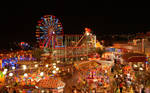 Gran Canaria Funfair by skywalkerdesign