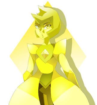 Yellow Diamond by aunt-grandma