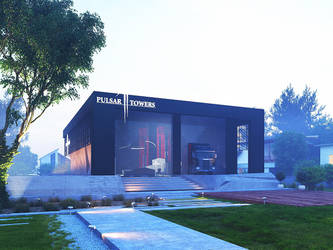 Pulsar Sales Office by akcalar