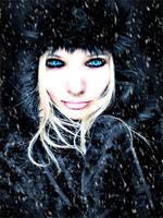 Black Ice Queen by Ashy-Rawr