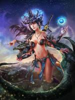 Dragon Lady by Algido