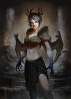 Blood Witch by Algido