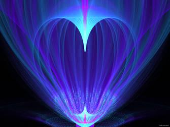 Holographic Heart Torus by 8RyanCameron8