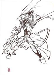 Kingdom Hearts - Random Armor by Ekkusu