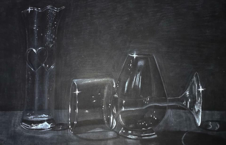 glass still life by SpectrumPaw