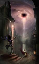 Black Hole by Ksottam