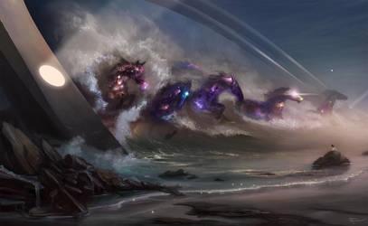 Equine Tide 2.0 by Ksottam