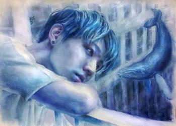 BTS - Jeon Jung Kook (2) by onanario