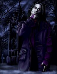 --Moonlit-- by ladyshalafae